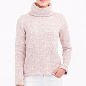 J. Crew Long-sleeve Funnel Neck Pullover Top Shirt
